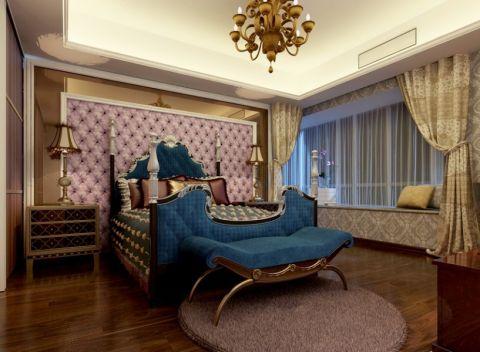 15万预算140平米三室两厅装修效果图