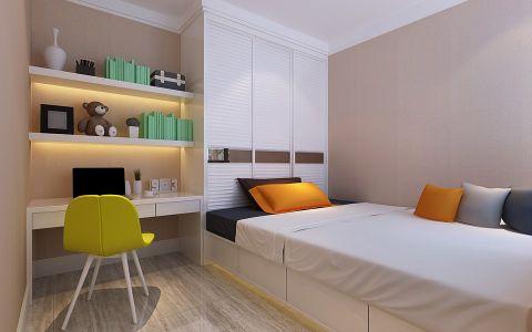 卧室衣柜现代简约风格装修效果图