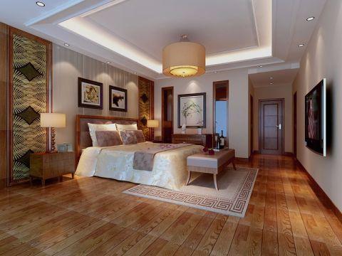 12万预算180平米四室两厅装修效果图
