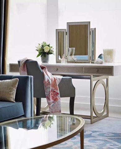 卧室梳妆台现代风格装饰效果图