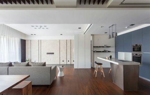 客厅吧台现代简约风格装饰图片