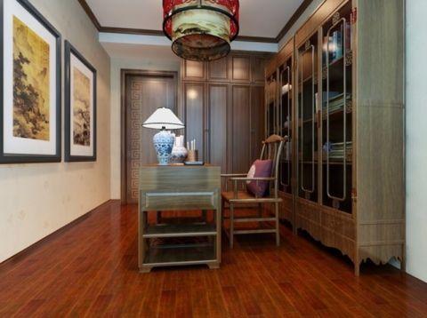 15万预算170平米四室两厅装修效果图
