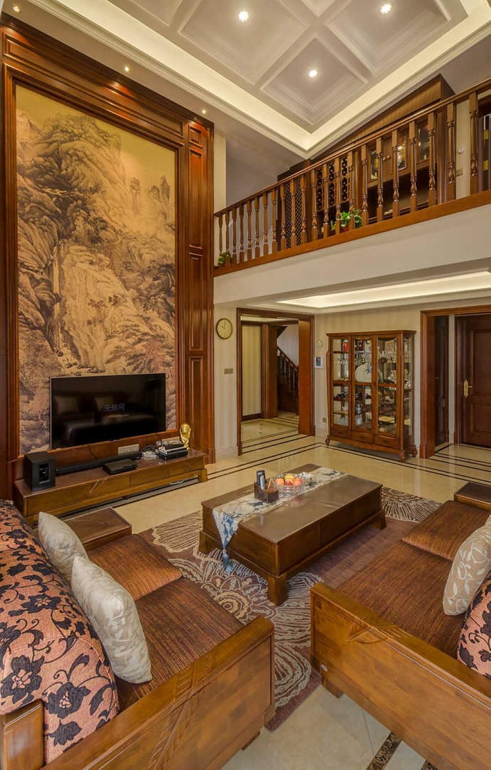5室2卫3厅145平米东南亚风格