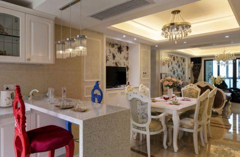 2019简约110平米装修设计 2019简约一居室装饰设计