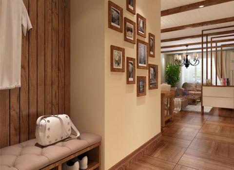 玄关照片墙简欧风格装修效果图