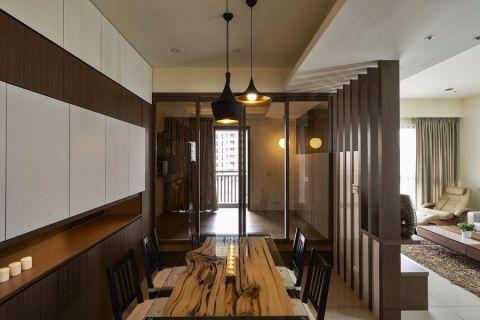 餐厅吊顶现代风格装修图片