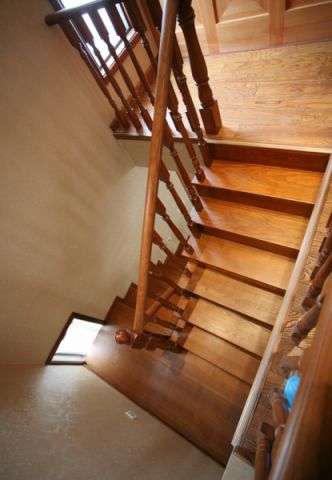 玄关楼梯新古典风格装修设计图片