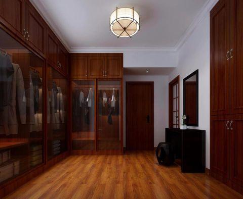 衣帽间吊顶中式风格装饰设计图片