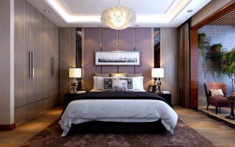 现代简约风格230平米复式房子装饰效果图