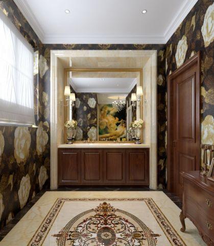 卫生间吊顶新古典风格装修图片