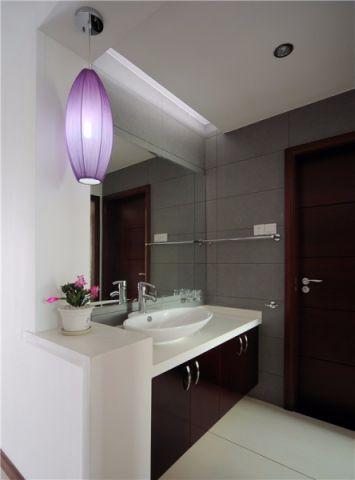卫生间吊顶简约风格装饰效果图
