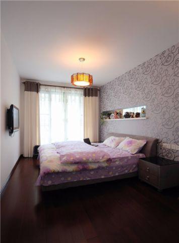 卧室简约风格装潢效果图