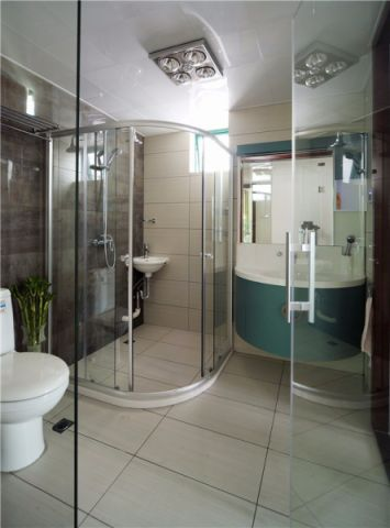 卫生间吊顶简约风格装修图片