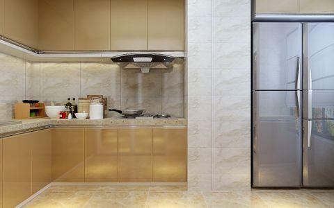 厨房橱柜现代简约风格装修图片