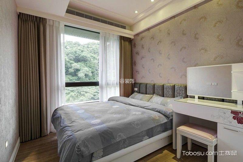 创意卧室装修实景图片