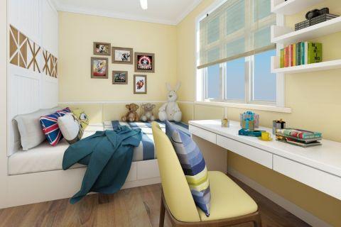卧室照片墙现代简约风格装饰图片