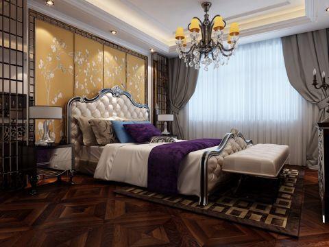 卧室吊顶新古典风格装修效果图