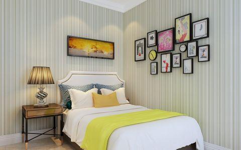 卧室照片墙现代简约风格装饰设计图片