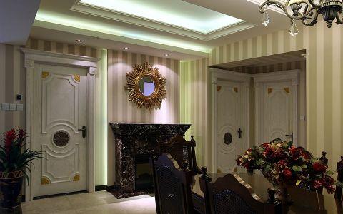 餐厅门厅欧式风格装饰设计图片