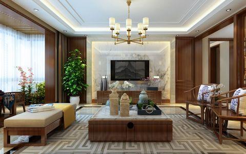 现代简约风格300平米大户型室内装修效果图