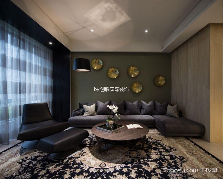 简约风格78平米2房2厅房子装饰效果图