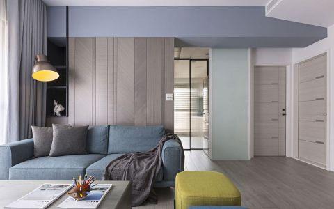 北欧风格150平米4房2厅房子装饰效果图