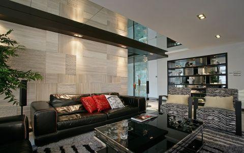 后现代风格150平米4房2厅房子装饰效果图