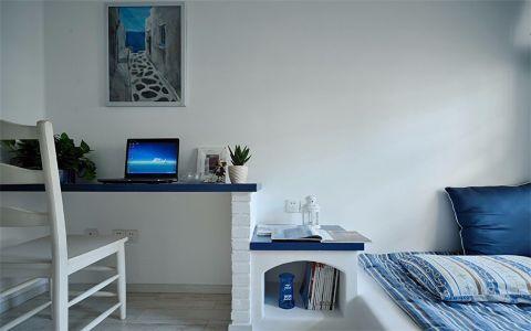 地中海风格172平米跃层室内装修效果图