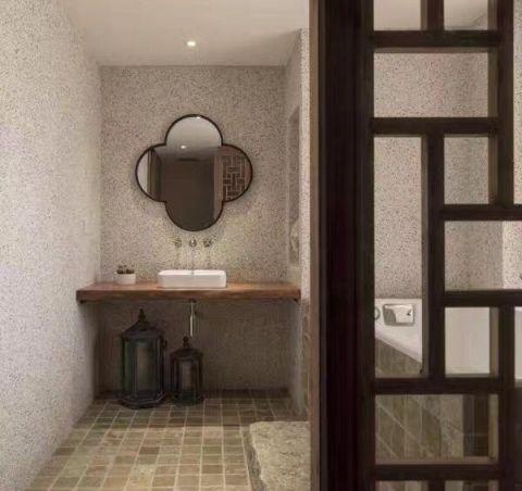 北欧风格250平米大户型室内装修效果图
