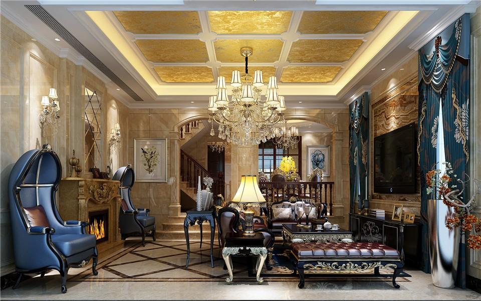 7室4卫3厅263平米欧式风格