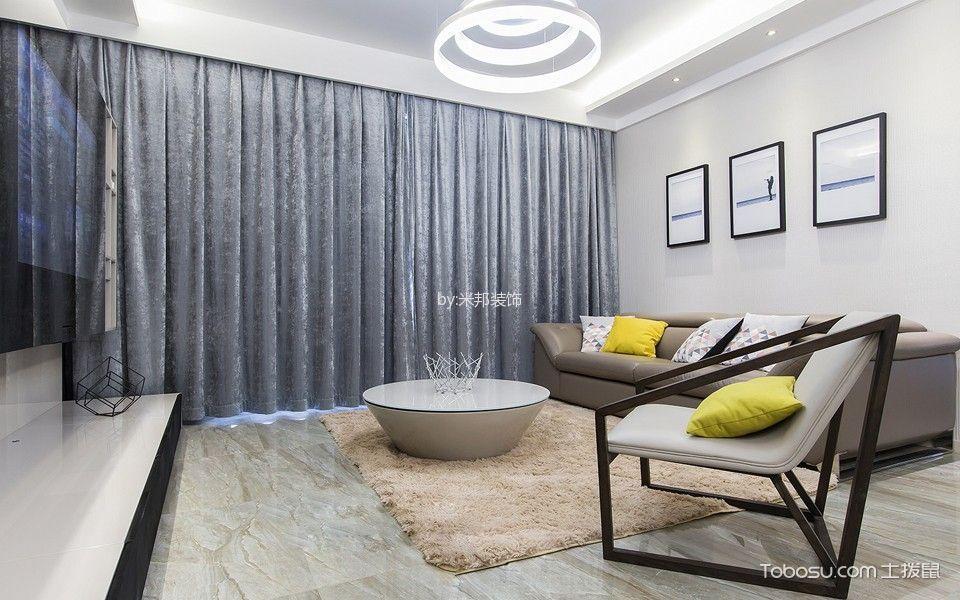 现代风格143平米3房2厅房子装饰效果图