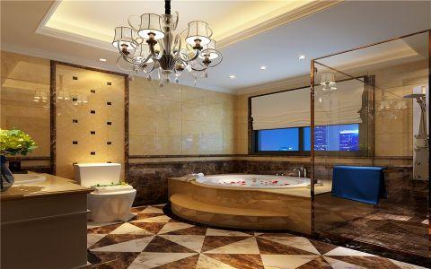 卫生间吊顶欧式风格装饰图片