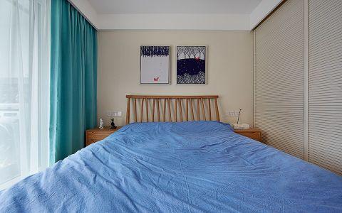 儿童房窗帘现代风格装潢图片