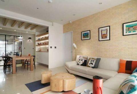 简约风格134平米跃层房子装饰效果图