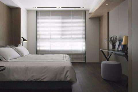 卧室现代简约风格装饰设计图片