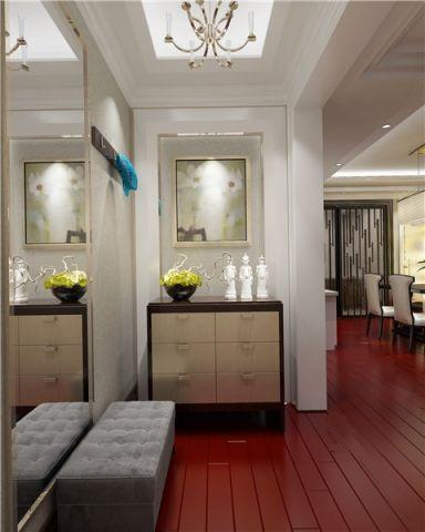 玄关吊顶简约风格装修设计图片