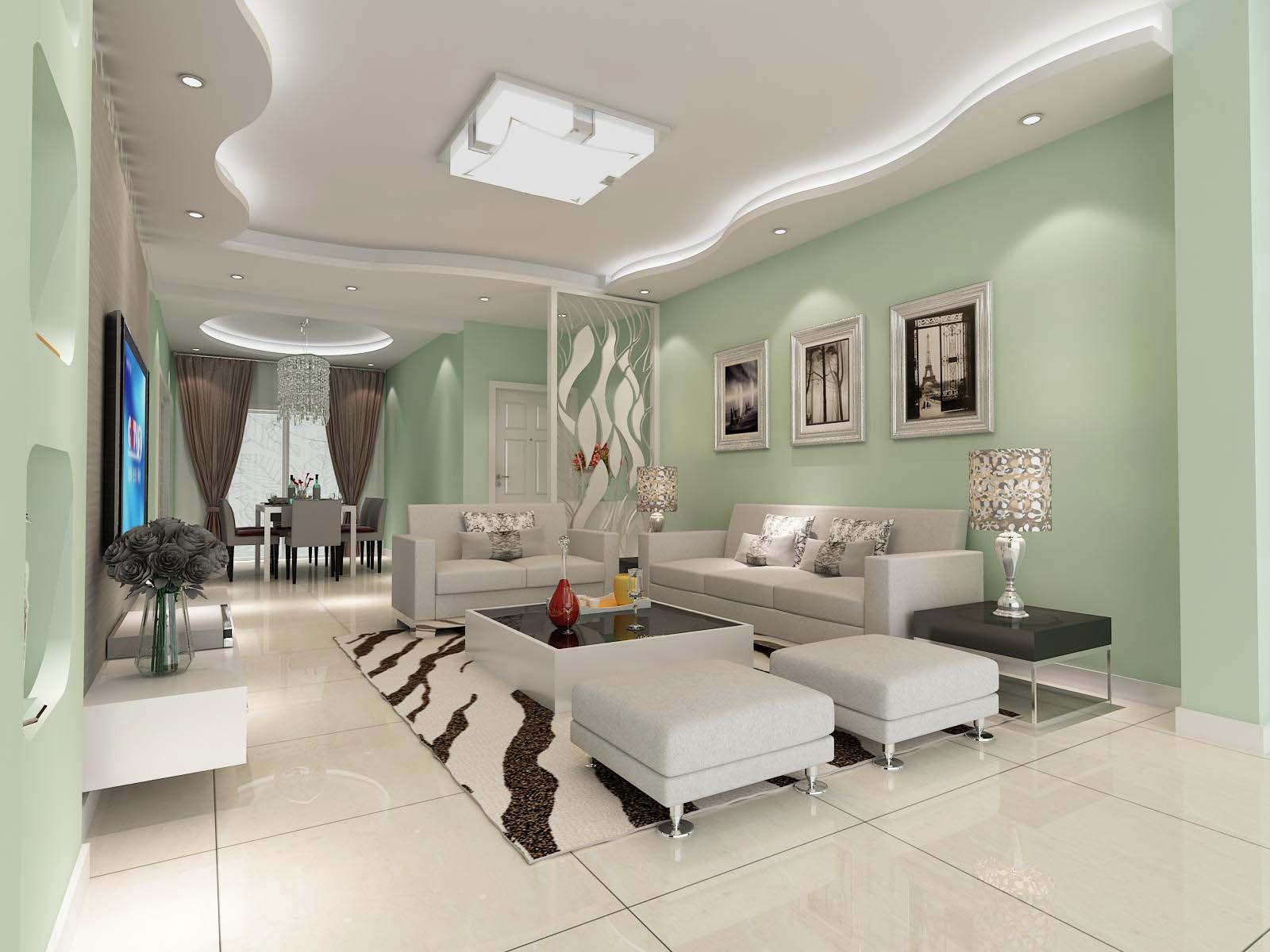 3室1卫1厅40平米现代简约风格