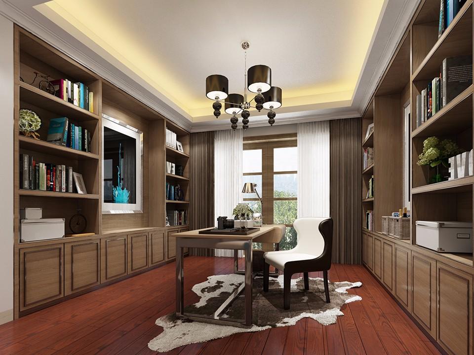 5室3卫3厅新中式风格