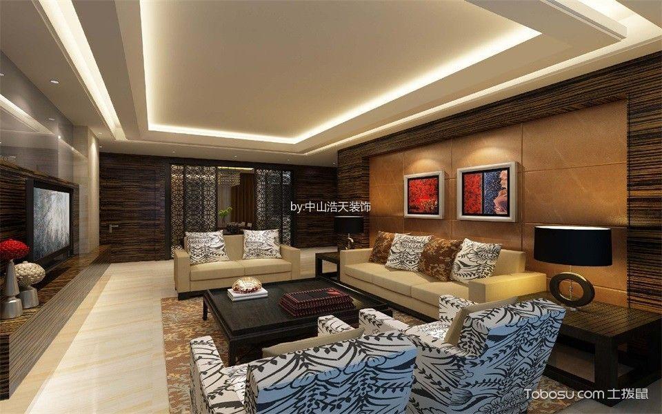 现代风格142平米3房2厅房子装饰效果图
