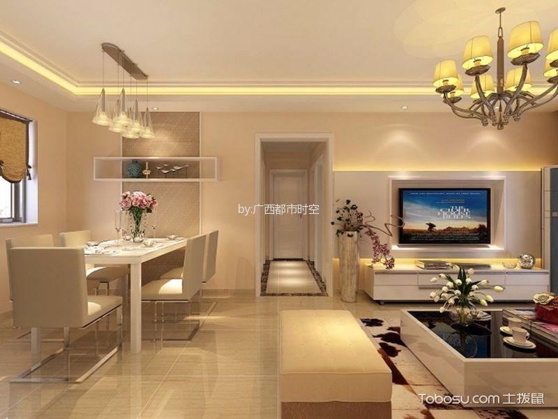 玄关米色走廊简欧风格装潢图片