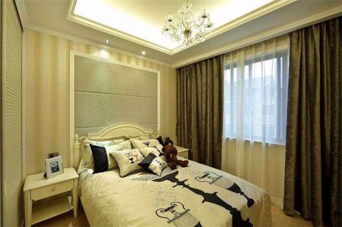 现代风格180平米别墅室内装修效果图