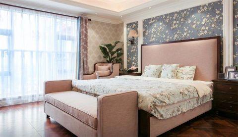 现代简约风格135平米3房2厅房子装饰效果图