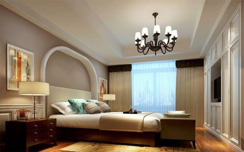 美式风格100平米小平米室内装修效果图