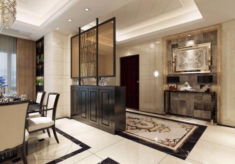 走廊混搭风格装潢图片