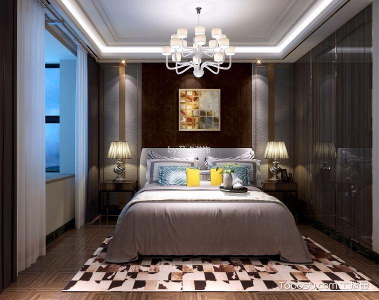 简约风格70平米1房2厅房子装饰效果图