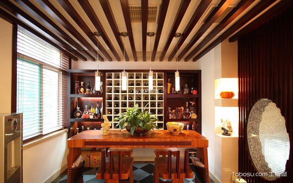美式风格383平米别墅房子装饰效果图