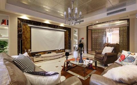 欧式风格450平米套房室内装修效果图