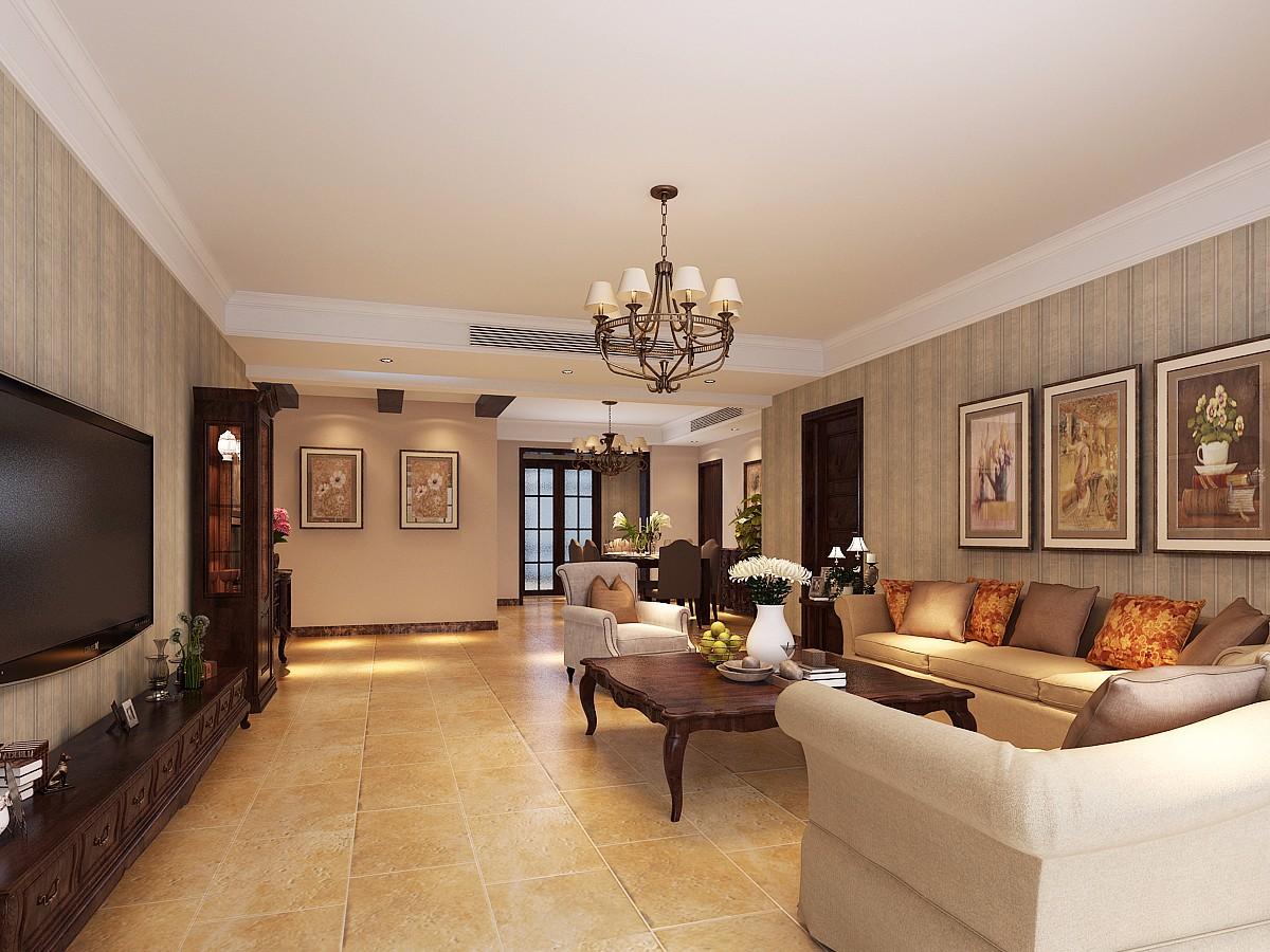 3室2卫2厅126平米简约风格