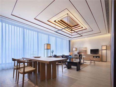 现代风格60平米小户型房子装饰效果图