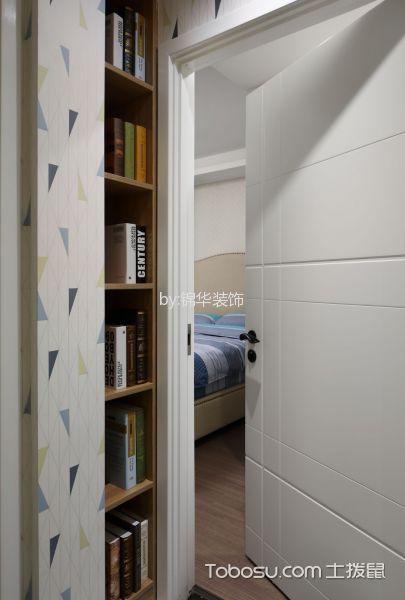 卧室白色走廊现代风格装饰图片